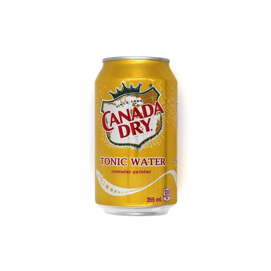 stm>Canada Dry Tonic Water, 24 pack