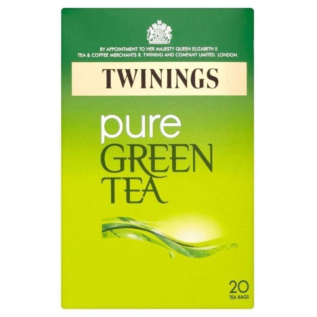 stm>Twinings Green Tea, 20 tea bags