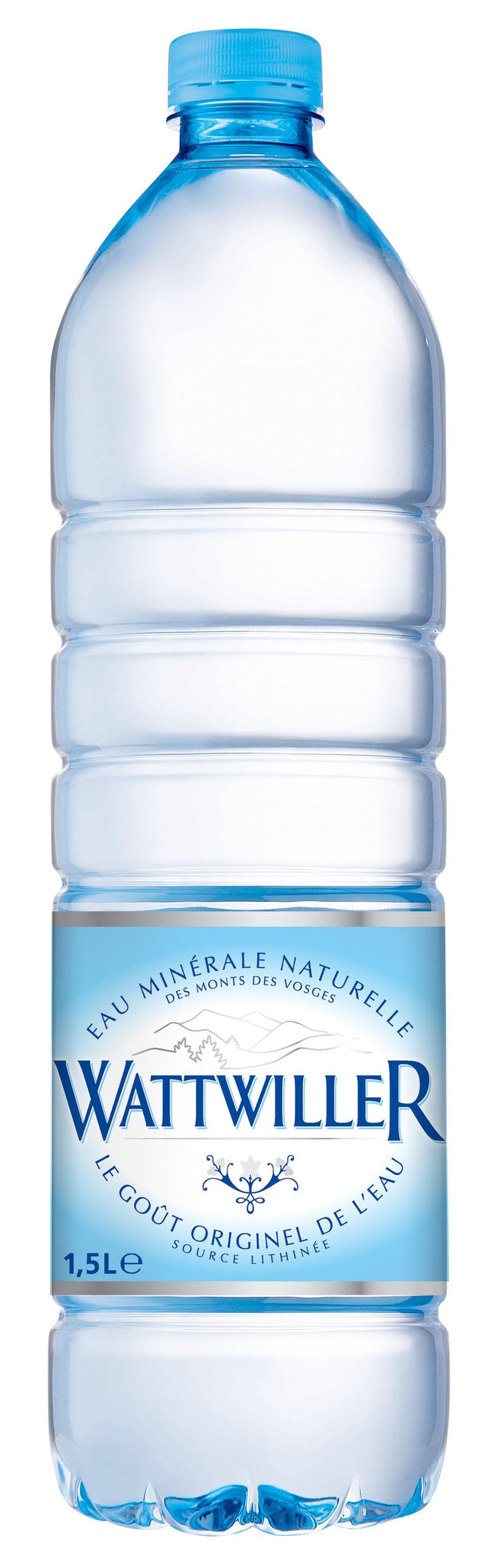 stm>Wattwiller Table Water, 6 pack 1.5 ltr
