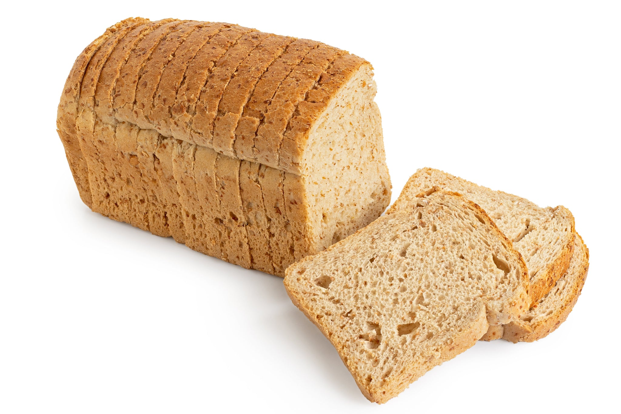 stl>Whole Wheat Bread, Fresh (Sliced)