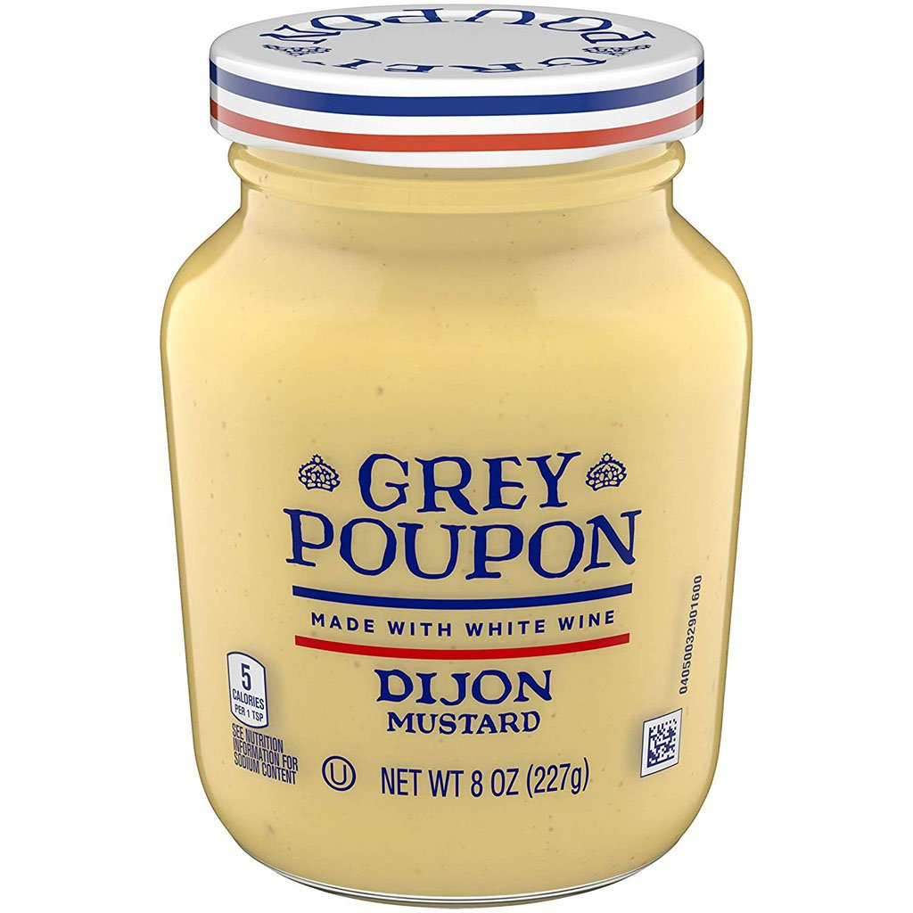 stl>Grey Poupon Mustard - 8 oz