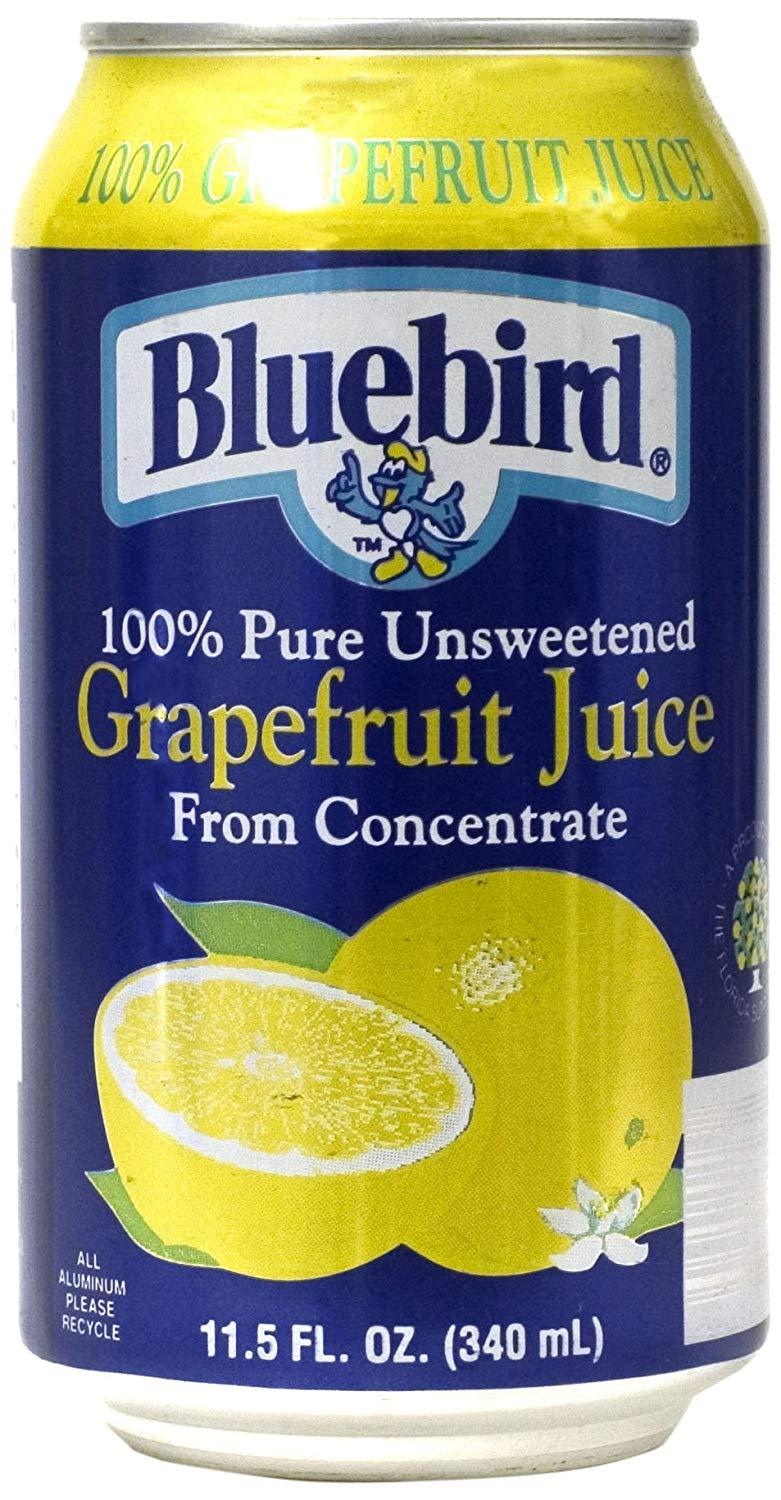 stl>Bluebird Grapefruit Juice - 11.05 oz