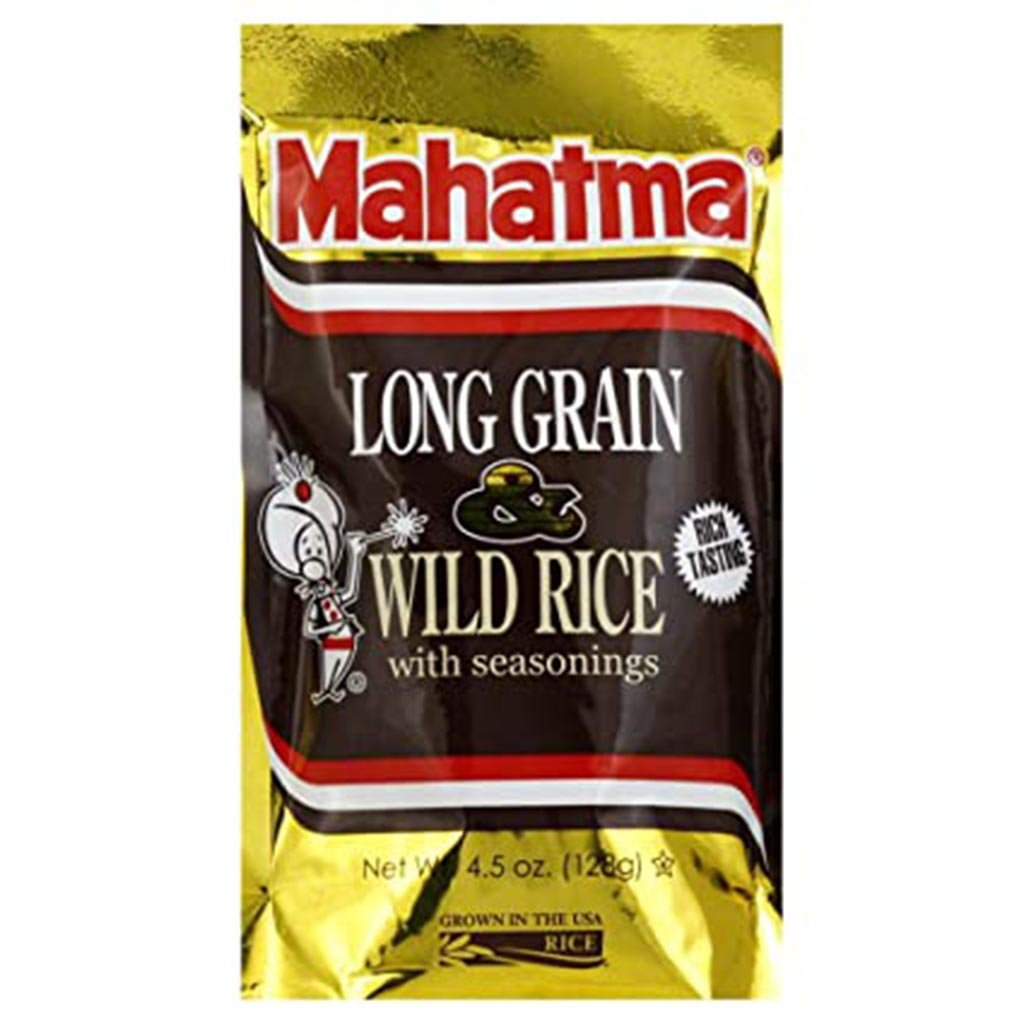 stl>Mahatma Long Grain And Wild Rice - 5oz