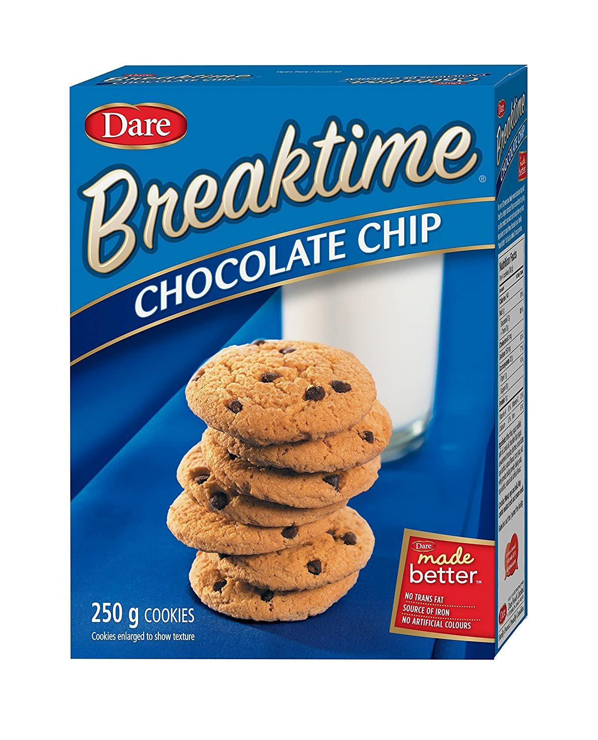 stl>Breaktime Chocolate Chip Cookies - 250g