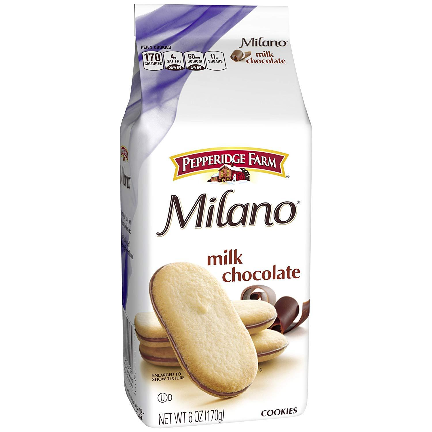 stl>Pepperidge Farm Milano Cookies