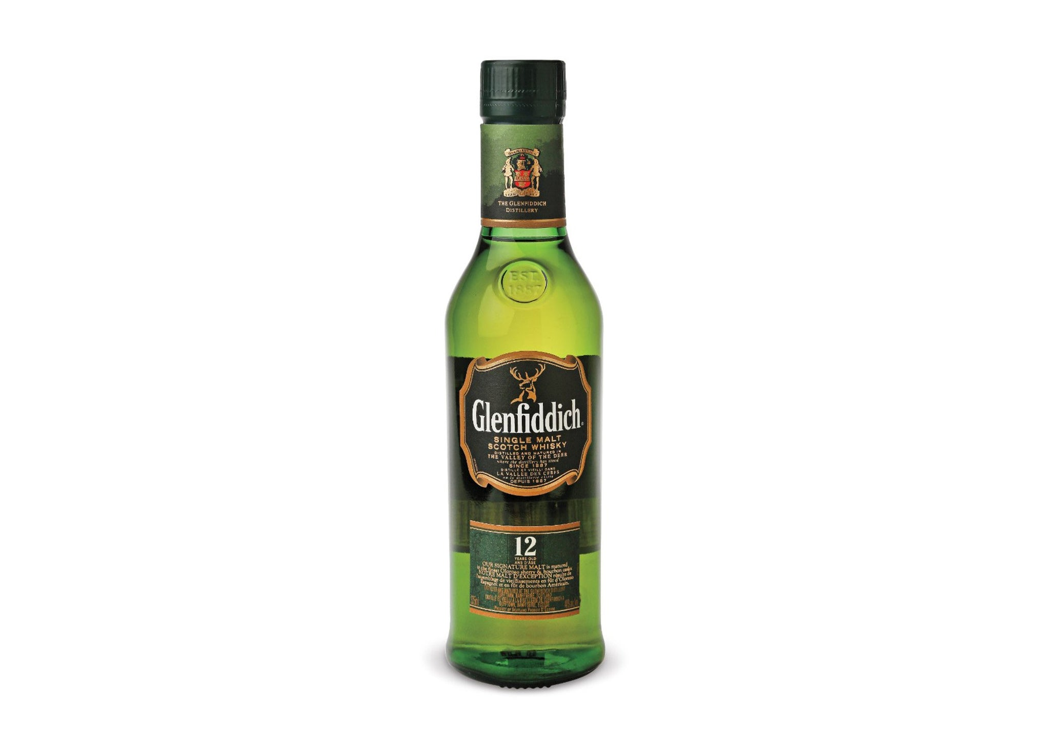 stl>Glenfiddich Single Malt Scotch Whisky 750 ml