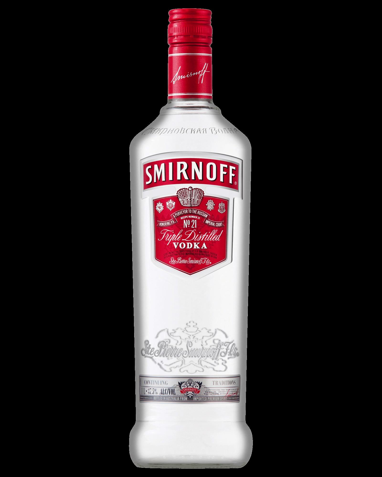 stl>Smimoff Vodka - 750ml