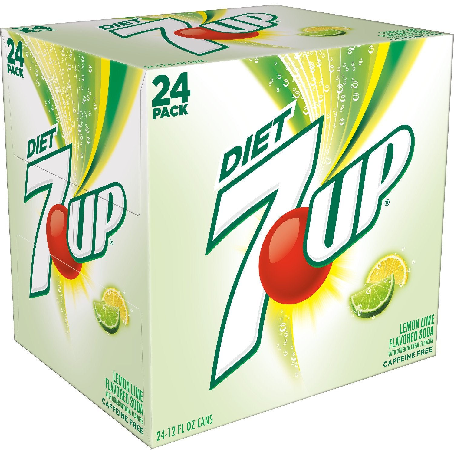 stl>7-Up Diet - 24 Pack