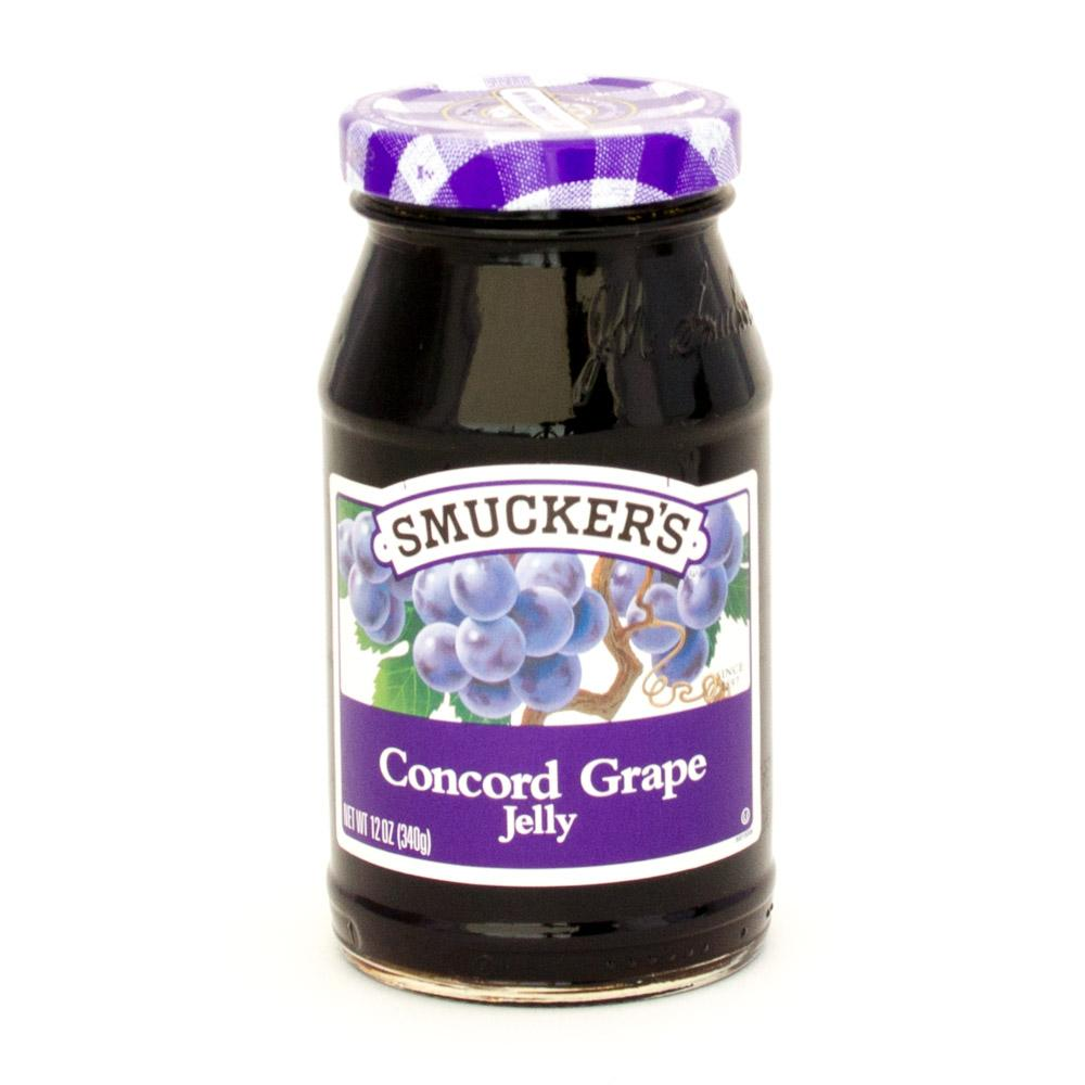gre>Smucker's Grape Jelly -12oz