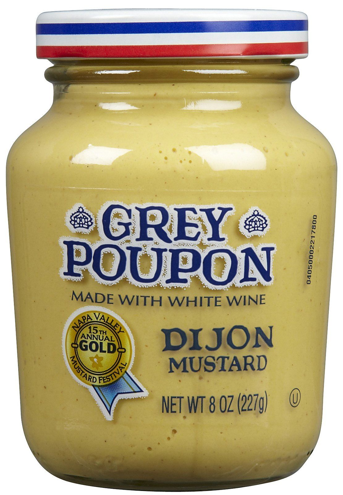 gre>Grey Poupon Mustard - 8oz
