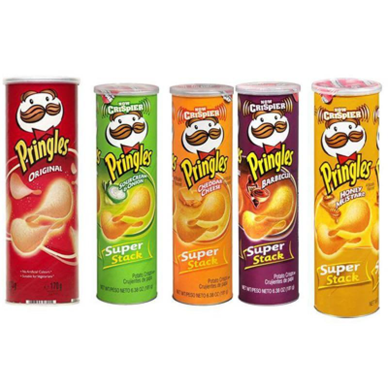 gre>Assorted Pringles -1 Can