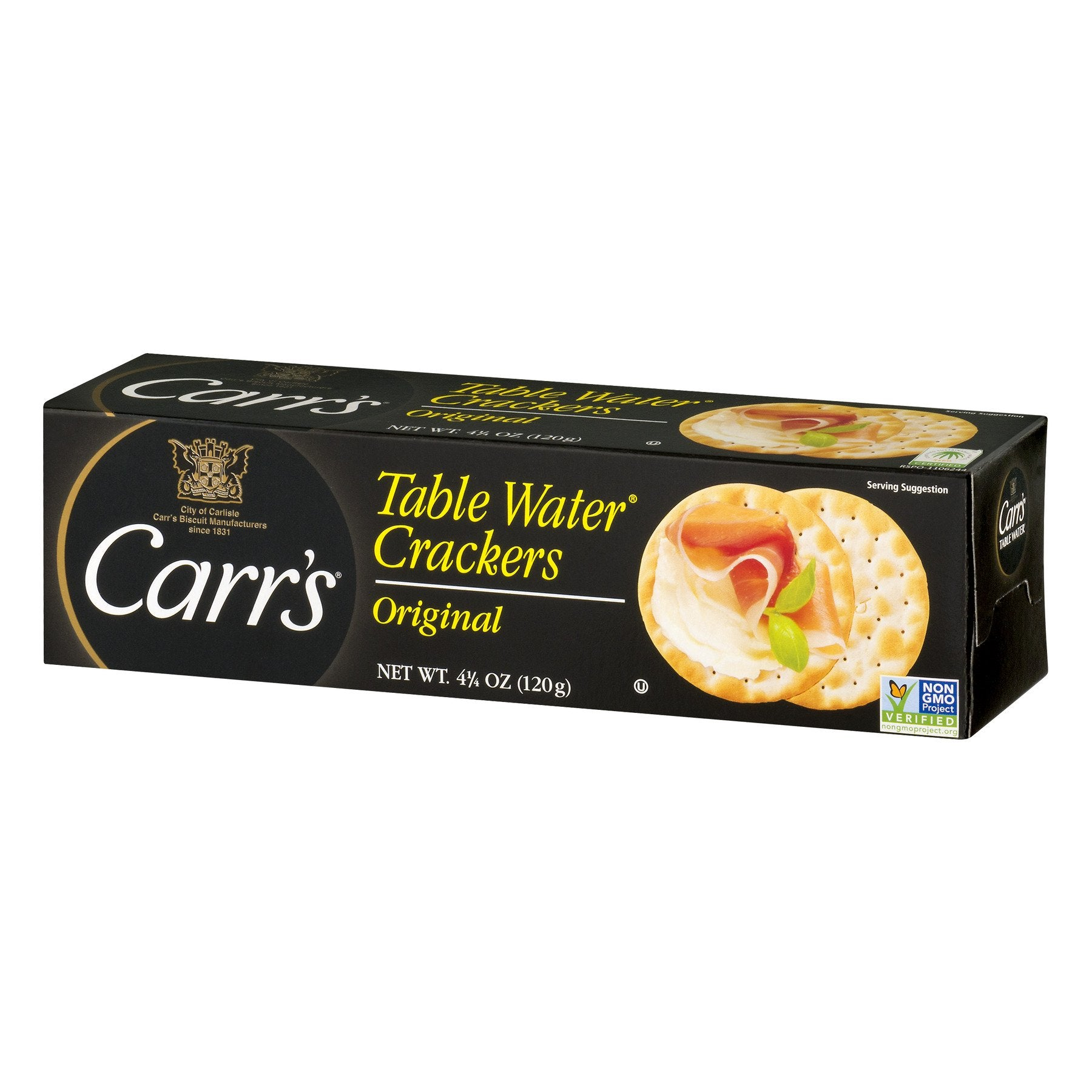 gre>Carr Original Crackers -7oz