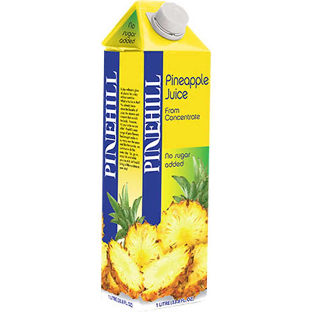 gre>Pinehill Pineapple Juice - 33.8oz