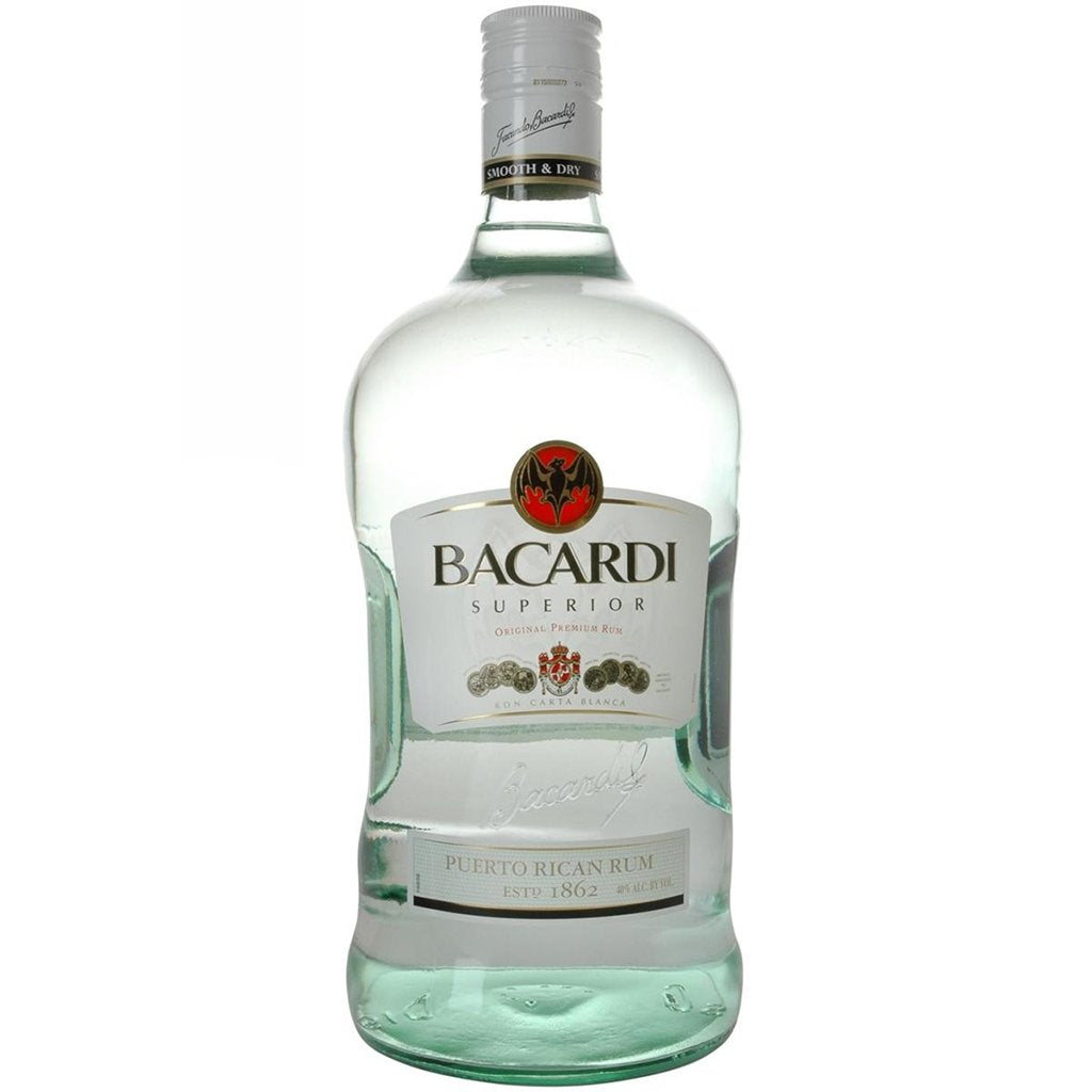 gre>Bacardi White Rum - 1.75ml