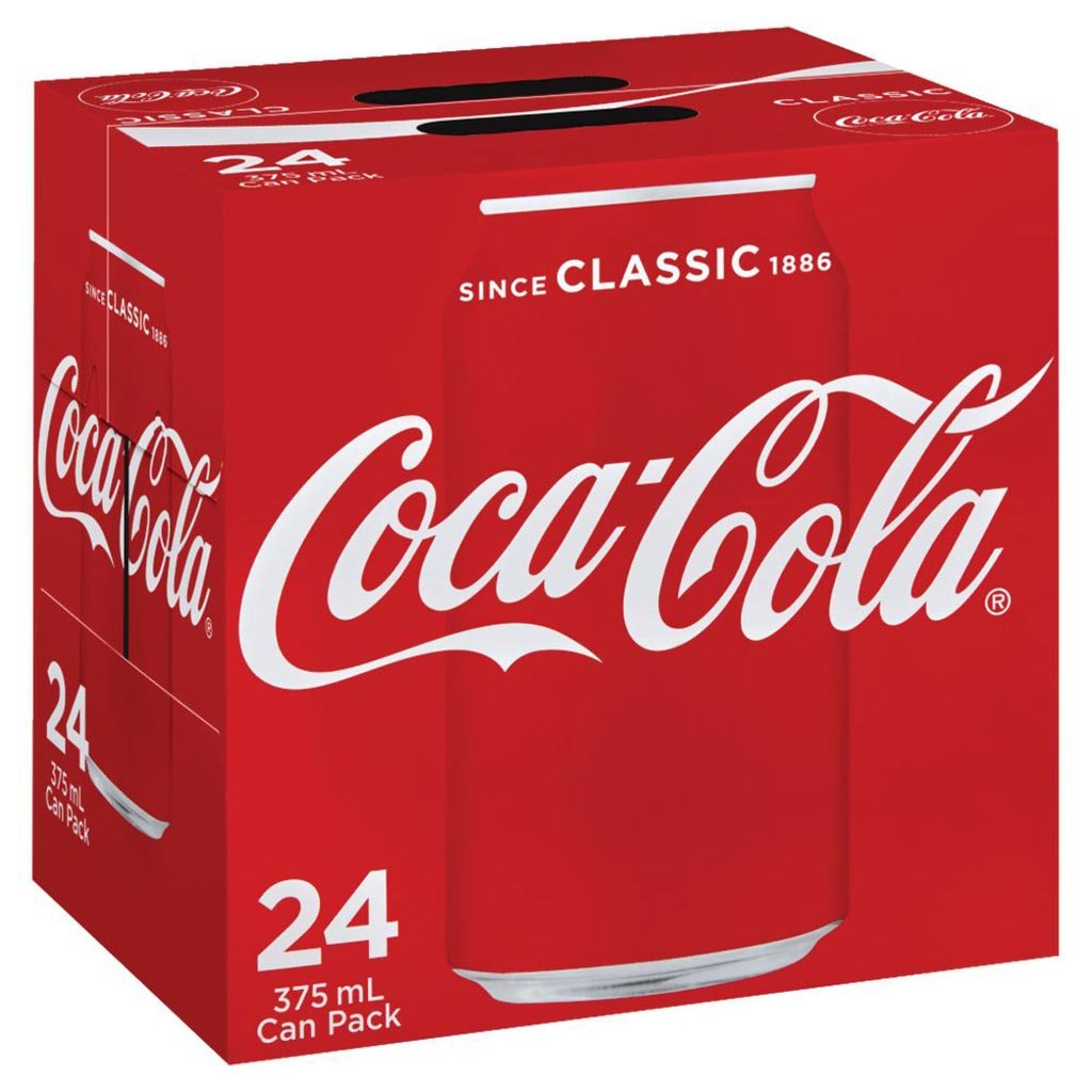 gre>Coke Classic -24 Pack -cans