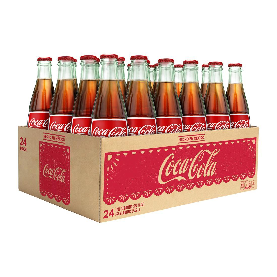 gre>Coca Cola - Locally Bottled - 20oz - 24 pack
