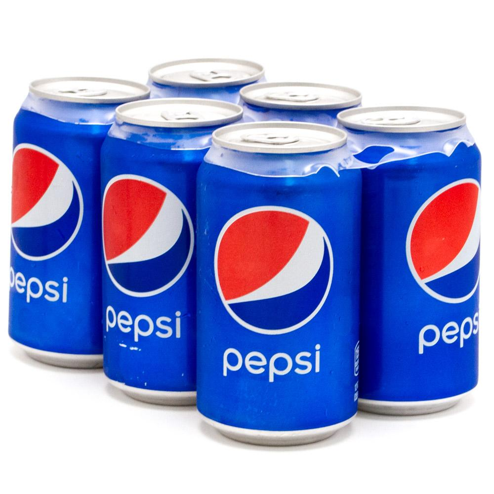 gre>Pepsi - 6 Pack cans