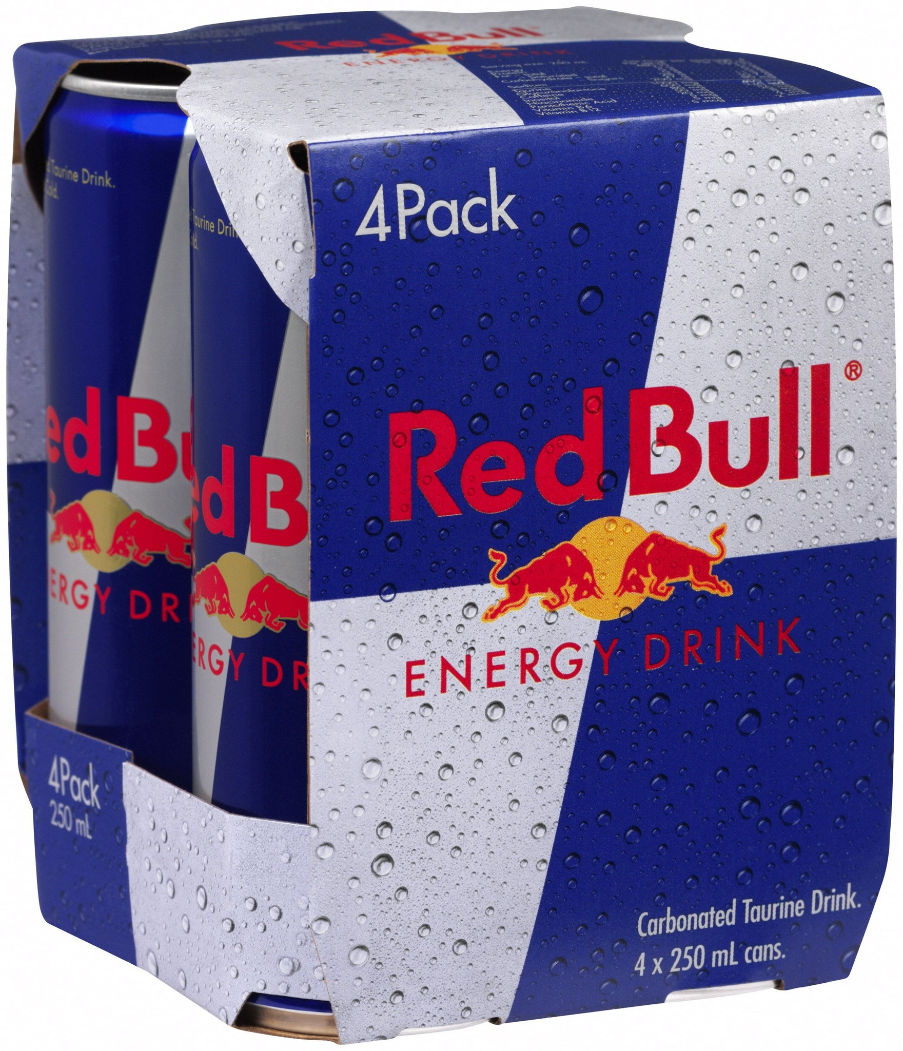 gre>Red Bull - 4 Pack - cans