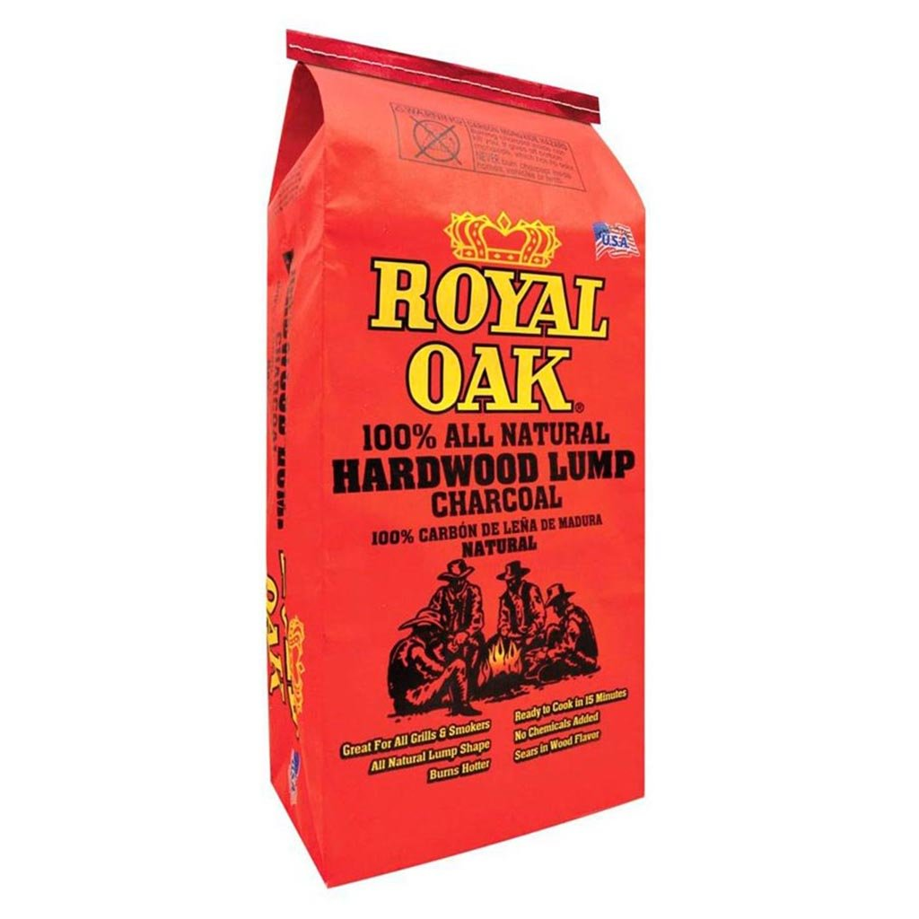 gre>Royal Oak Charcoal 5lbs
