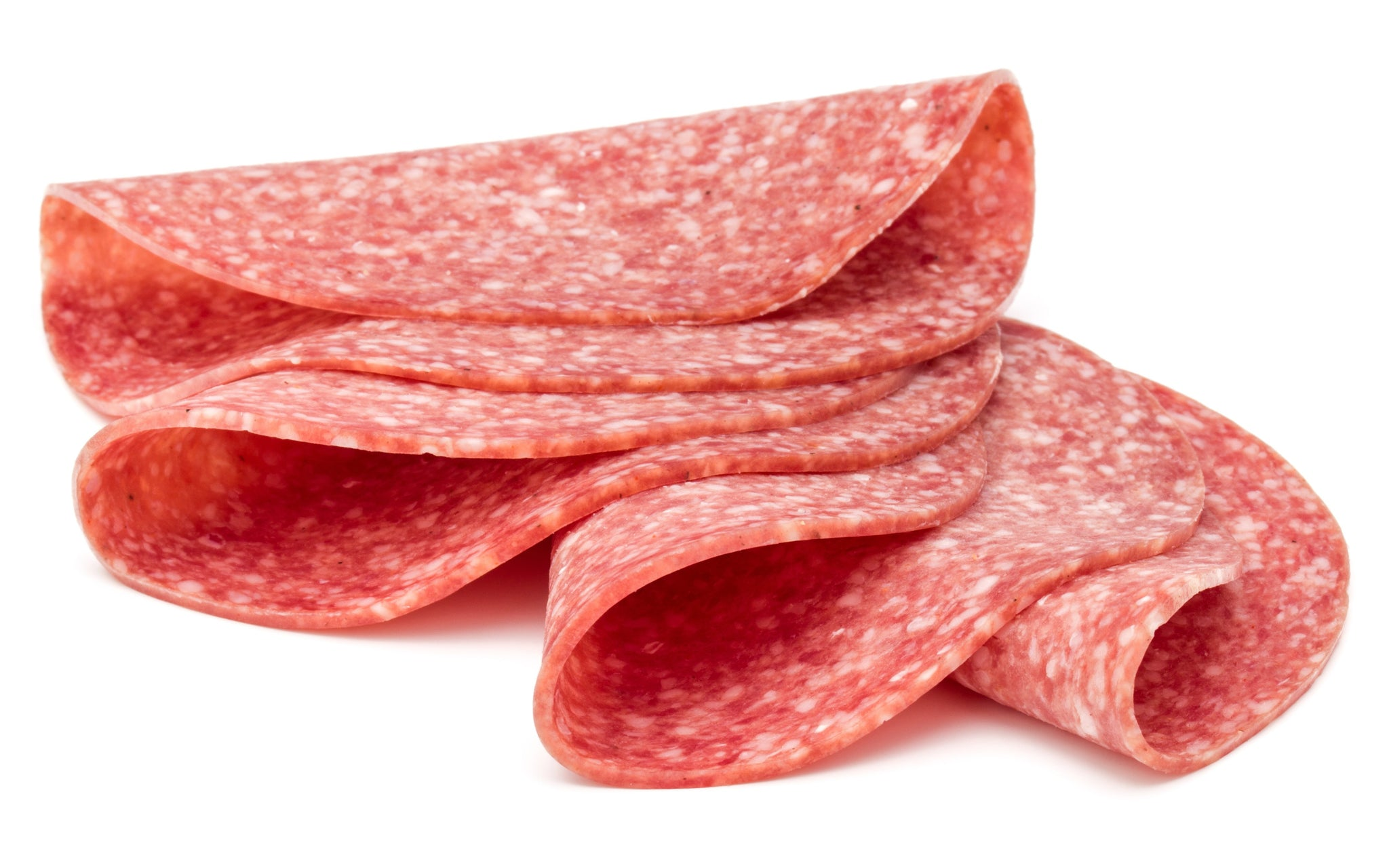 bel>Running W Salami, Sliced