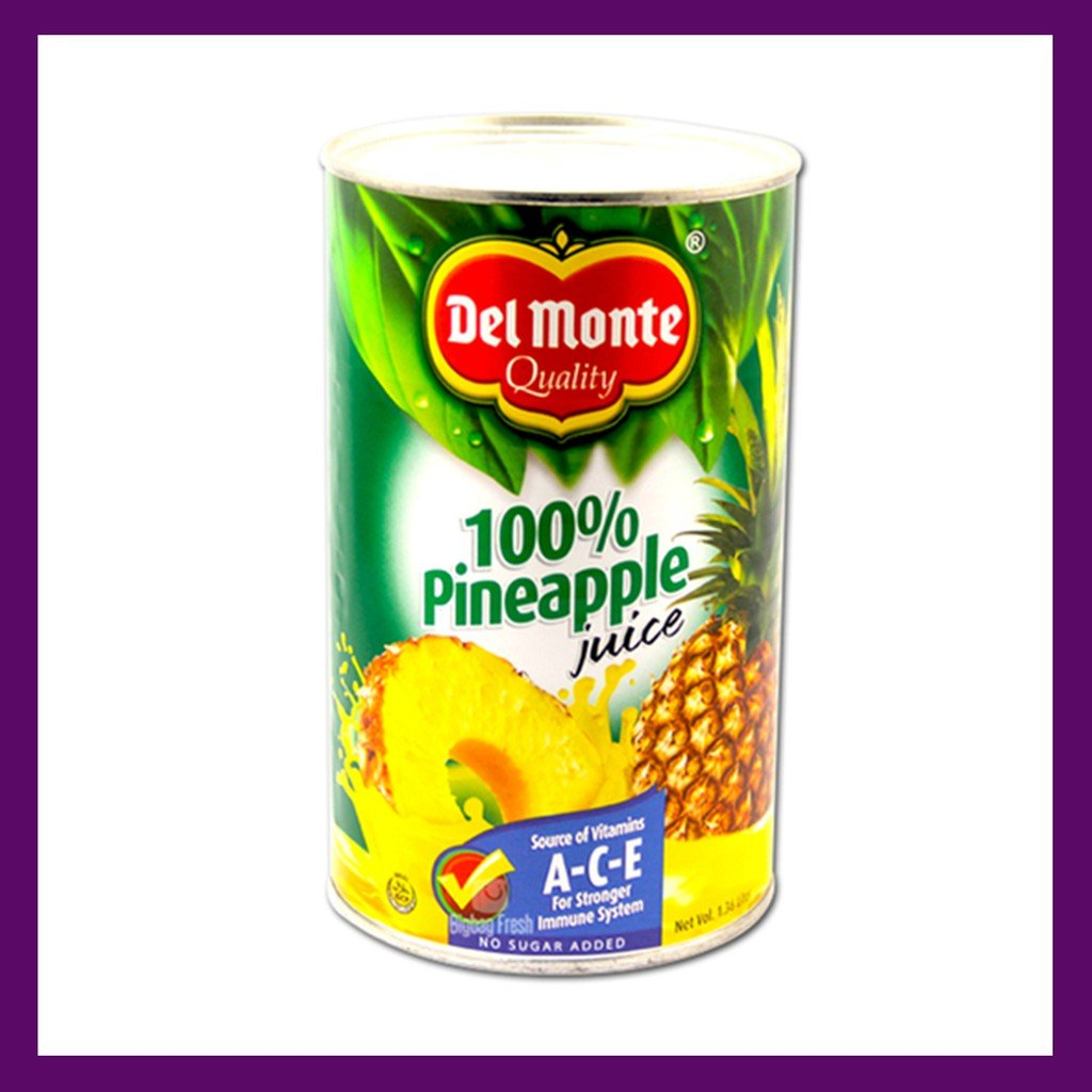 bel>Del Monte Pineapple Juice