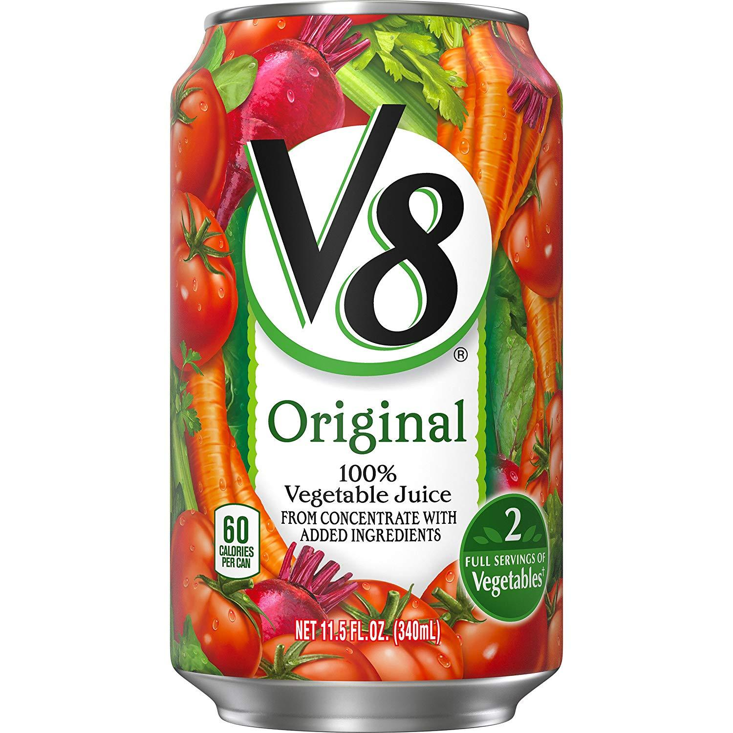 bel>V8 Vegetable Juice