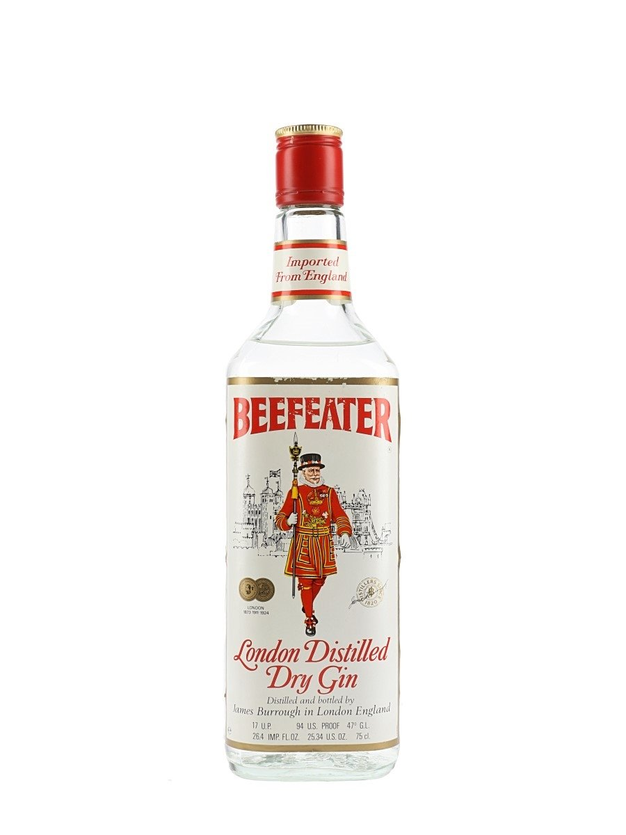 bel>Gin, Beefeater