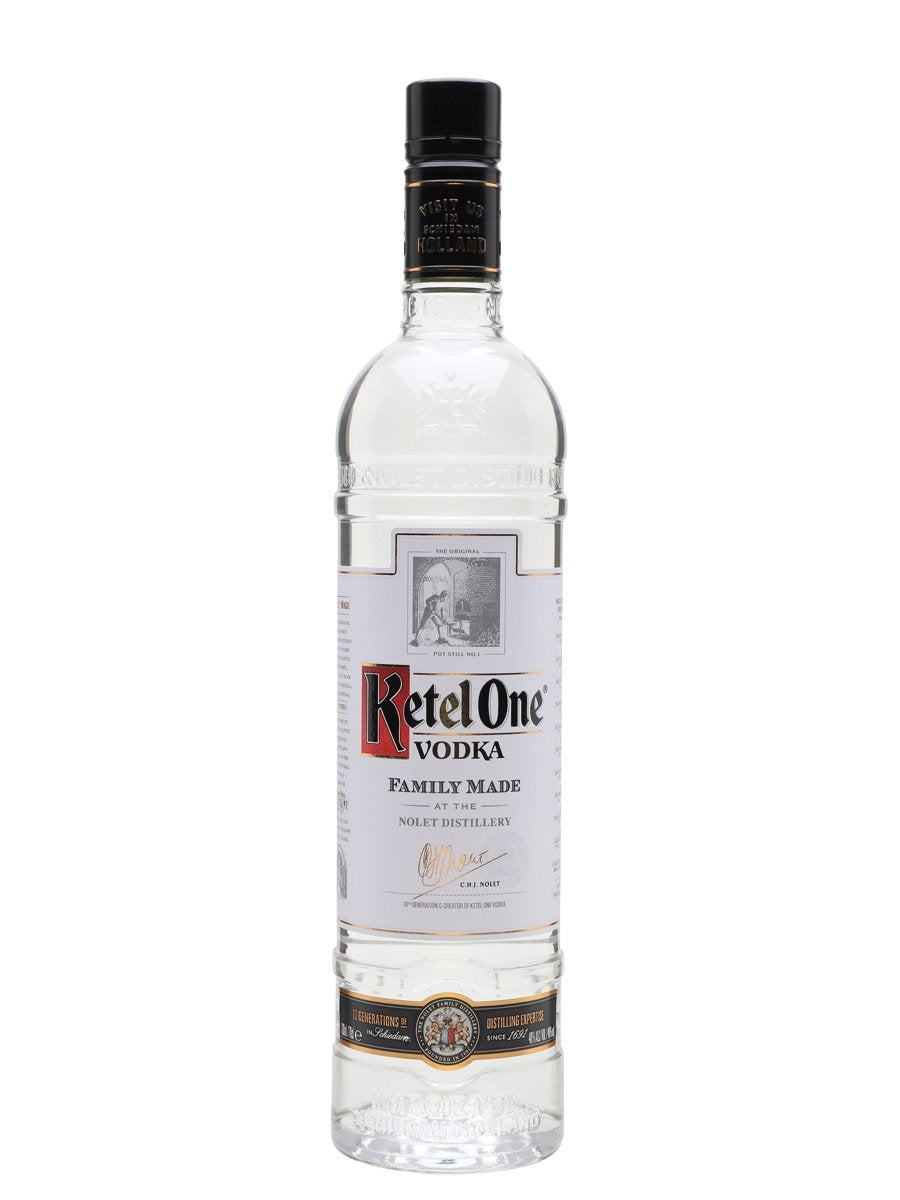 bel>Vodka, Ketel One