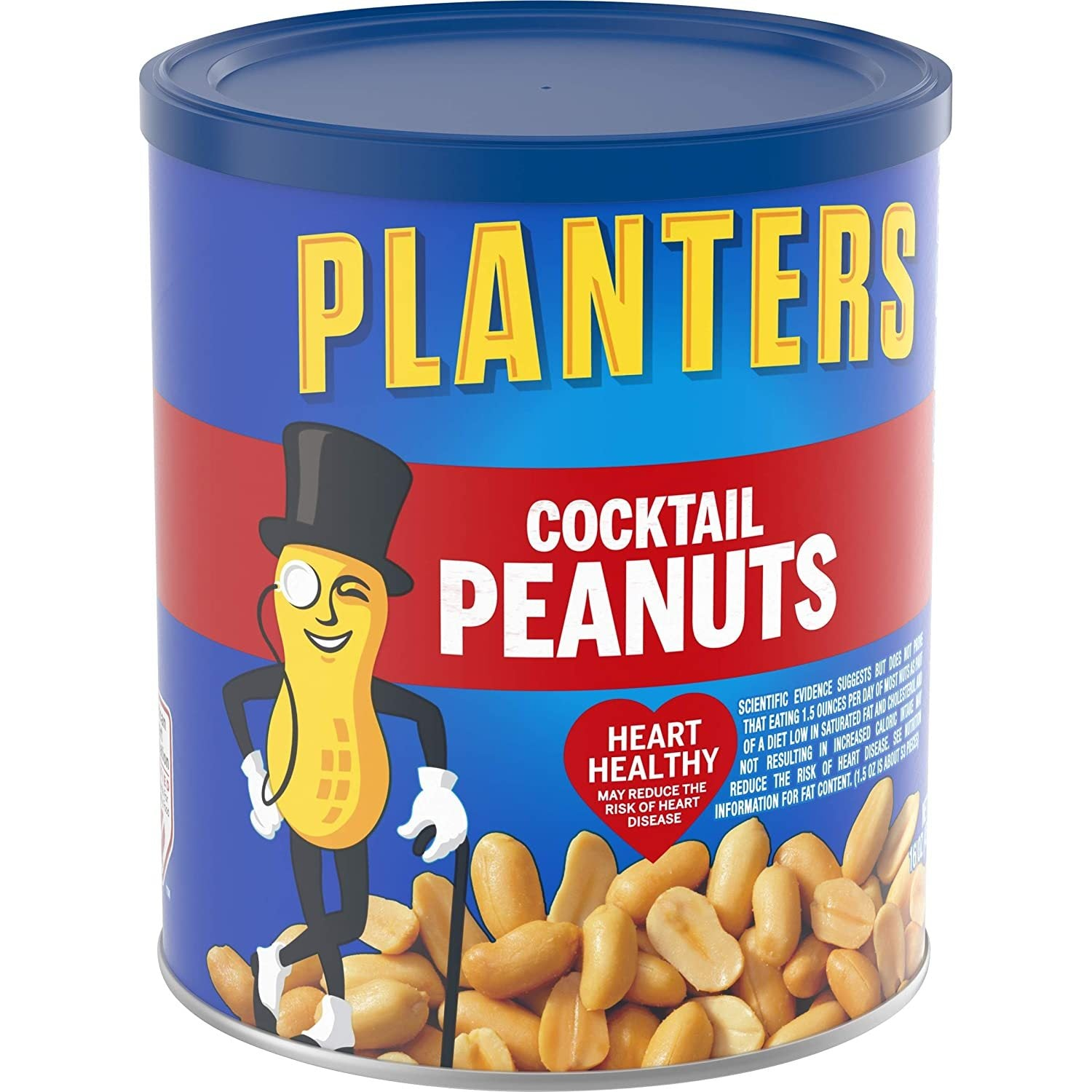 bel>Planters Cocktail Peanuts, 6.5oz