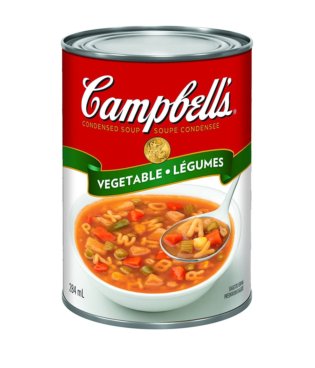 bel>Campbell's Soup, Vegetable