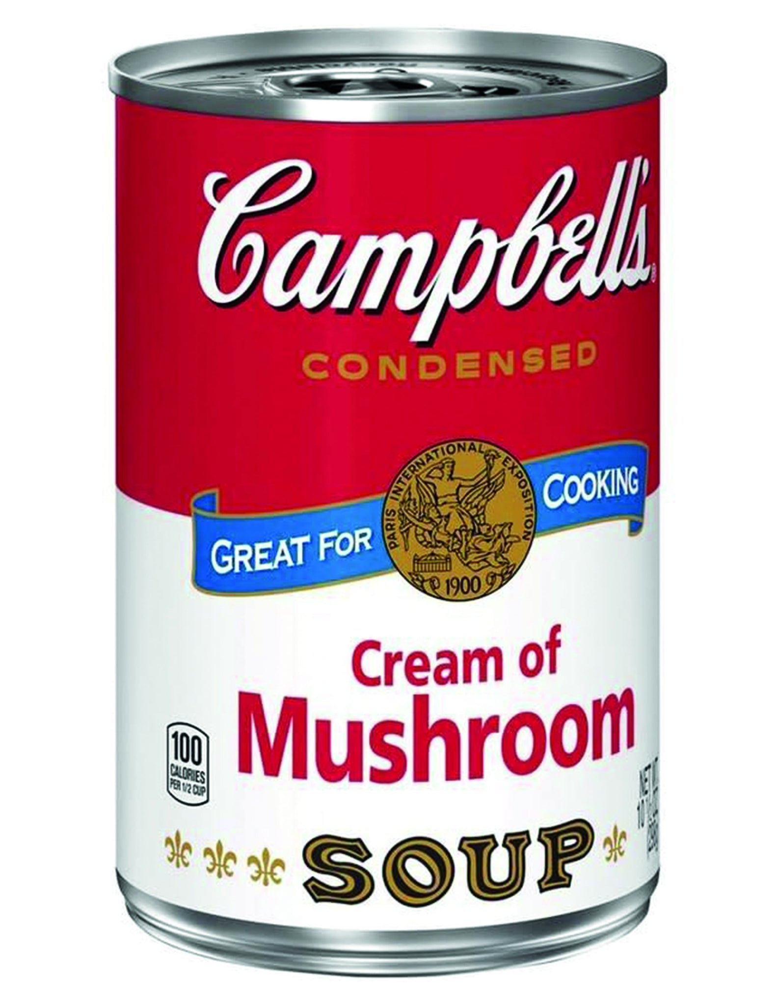 bel>Campbell's Soup, Cream of Mushroom