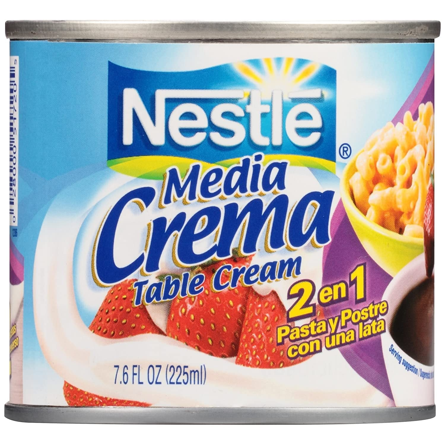 bel>Nestle Cream, tinned