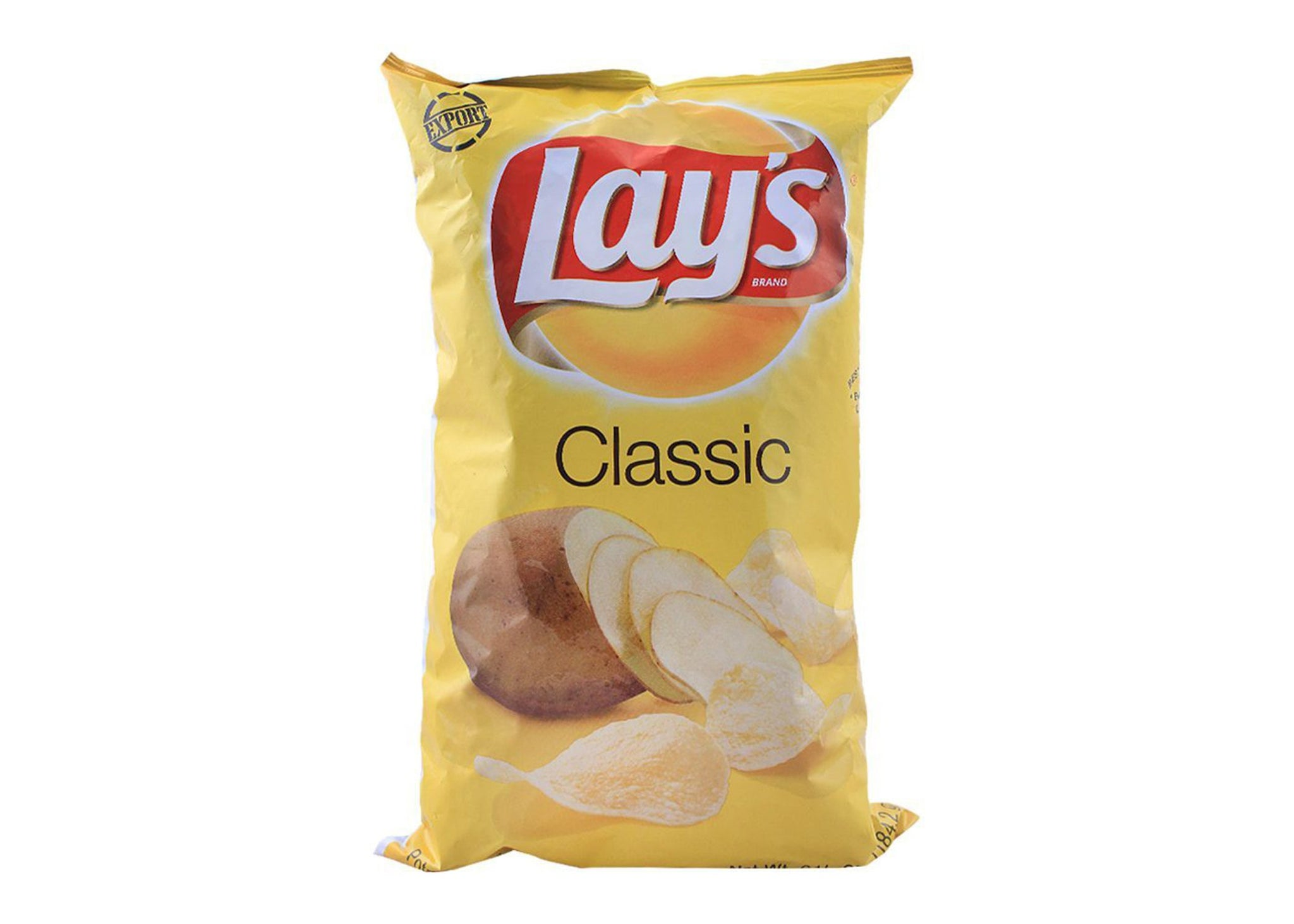bel>Lays Classic Chips
