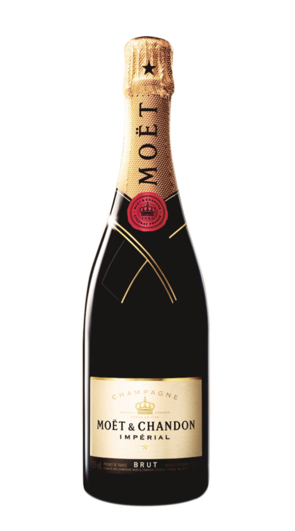 aga>Brut Champagne Moet & Chandon Imperial 0,75ml