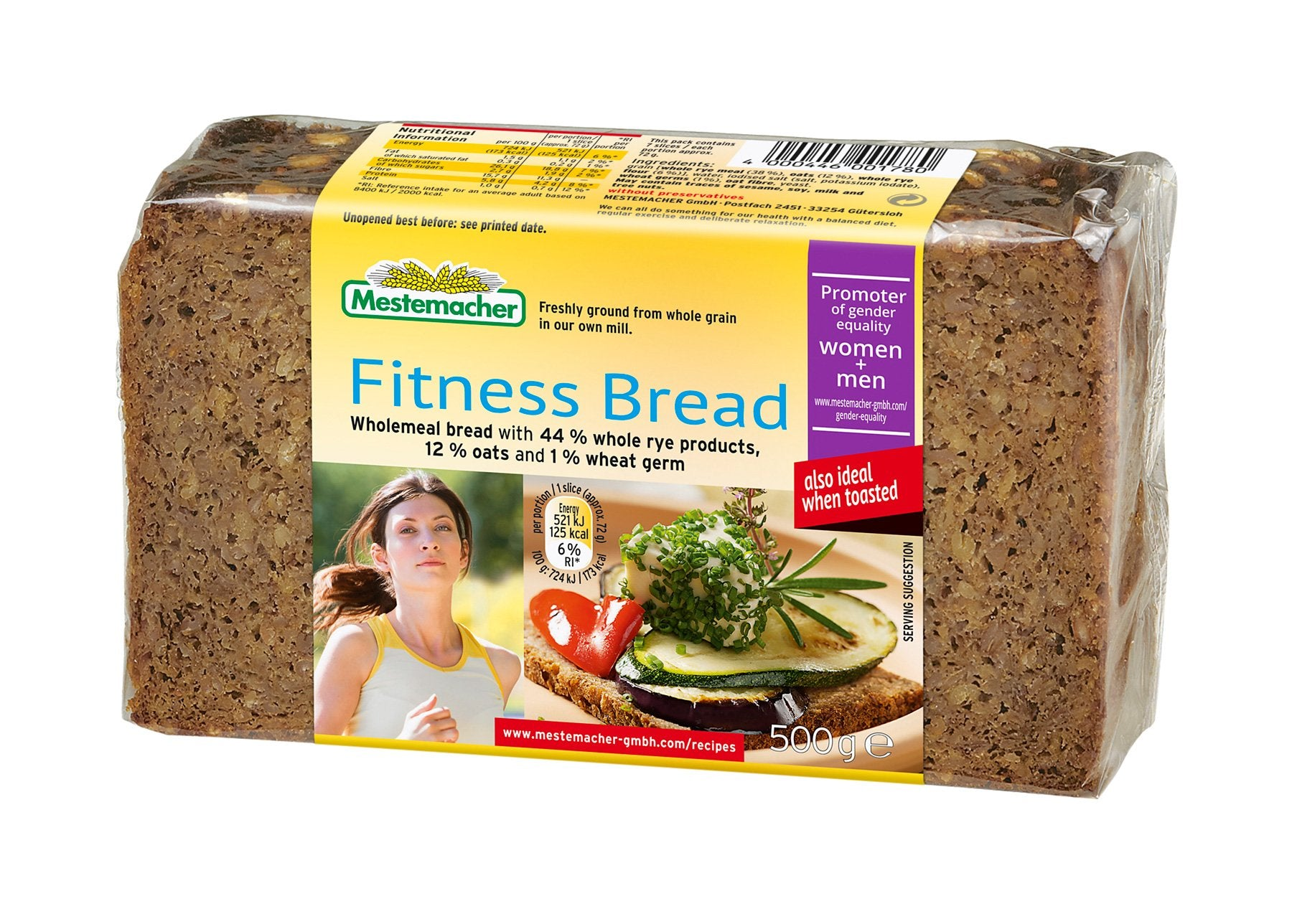 aga>Fitness Bread 500g