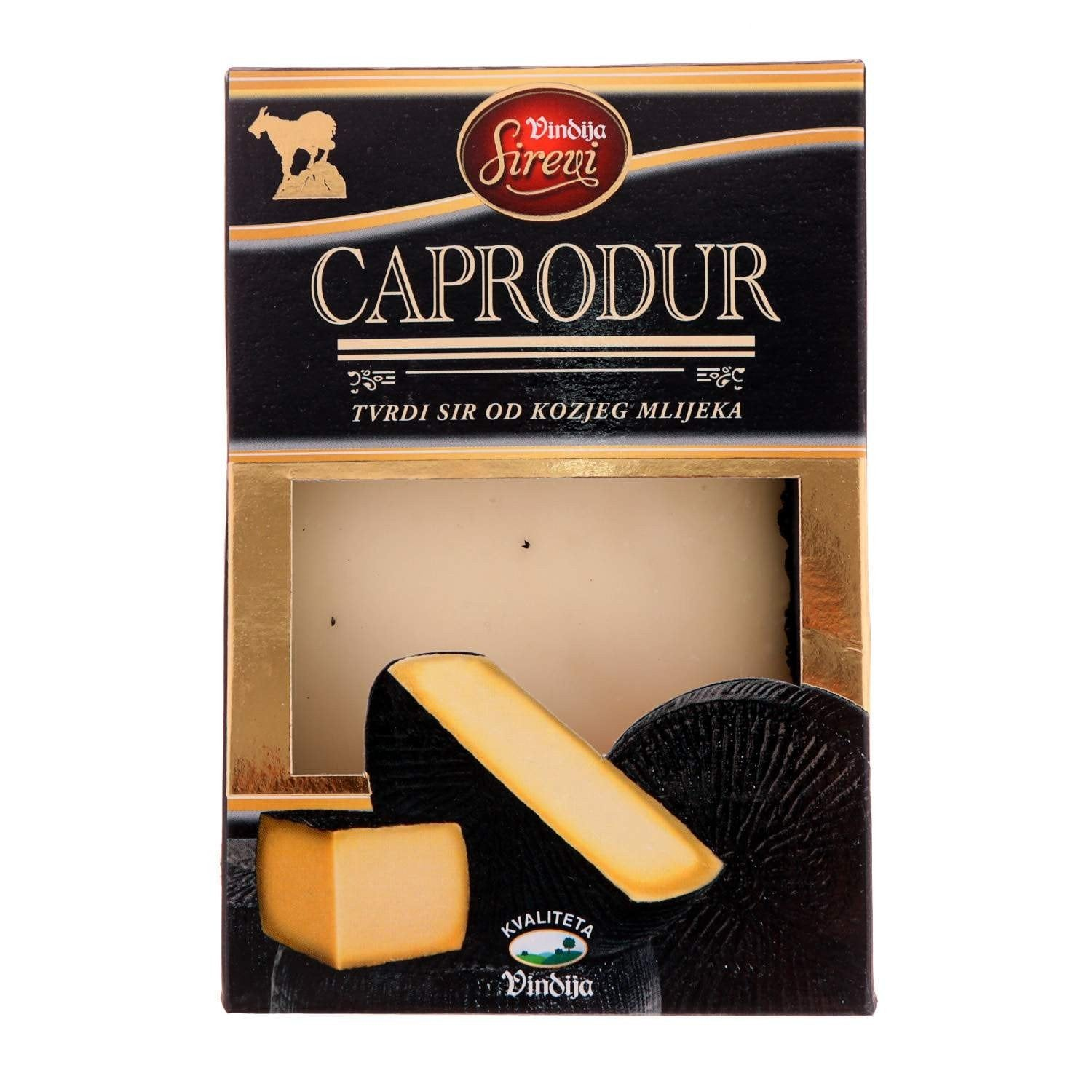 aga>Carprodur hard cheese Vindija 250 g