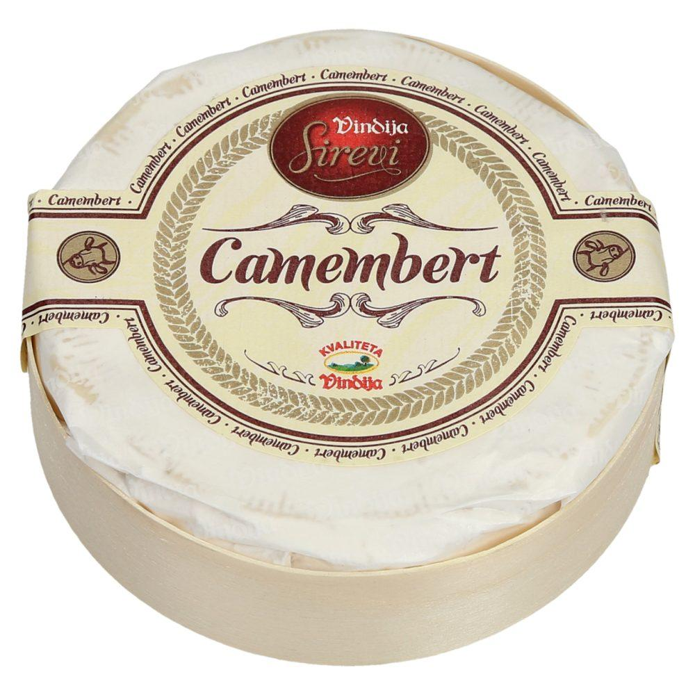 dub>Vindija Camembert cheese