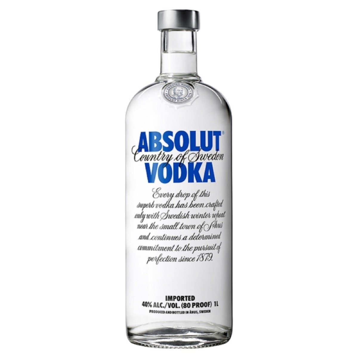 dub>Absolut blue vodka, 0.7 l
