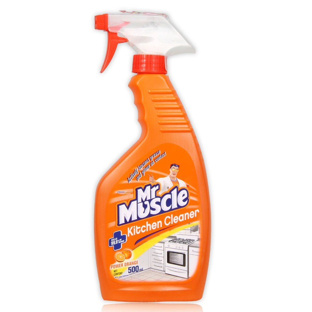 dub>Mr Muscolo kitchen cleaner