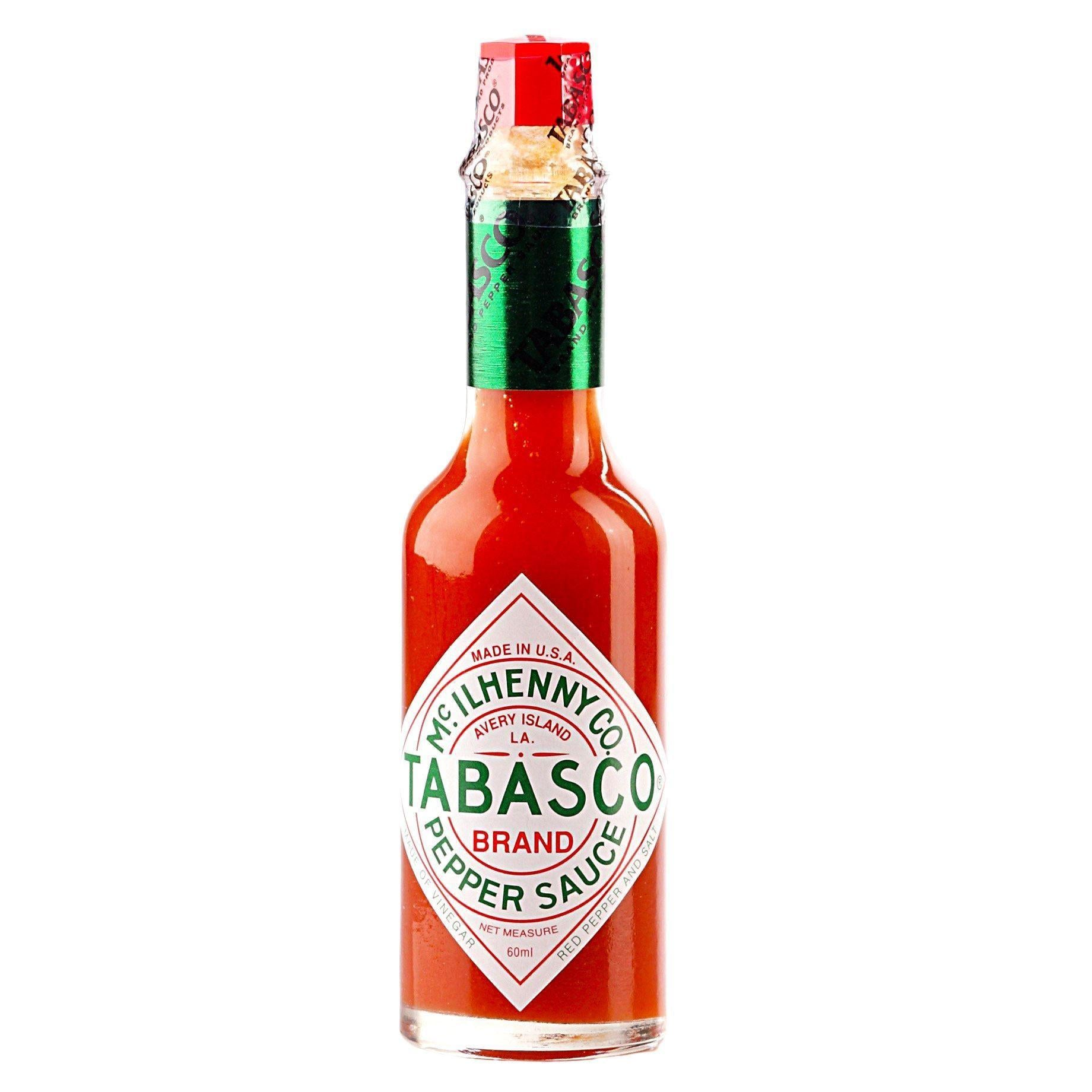 tah>Tabasco Sauce 60ml