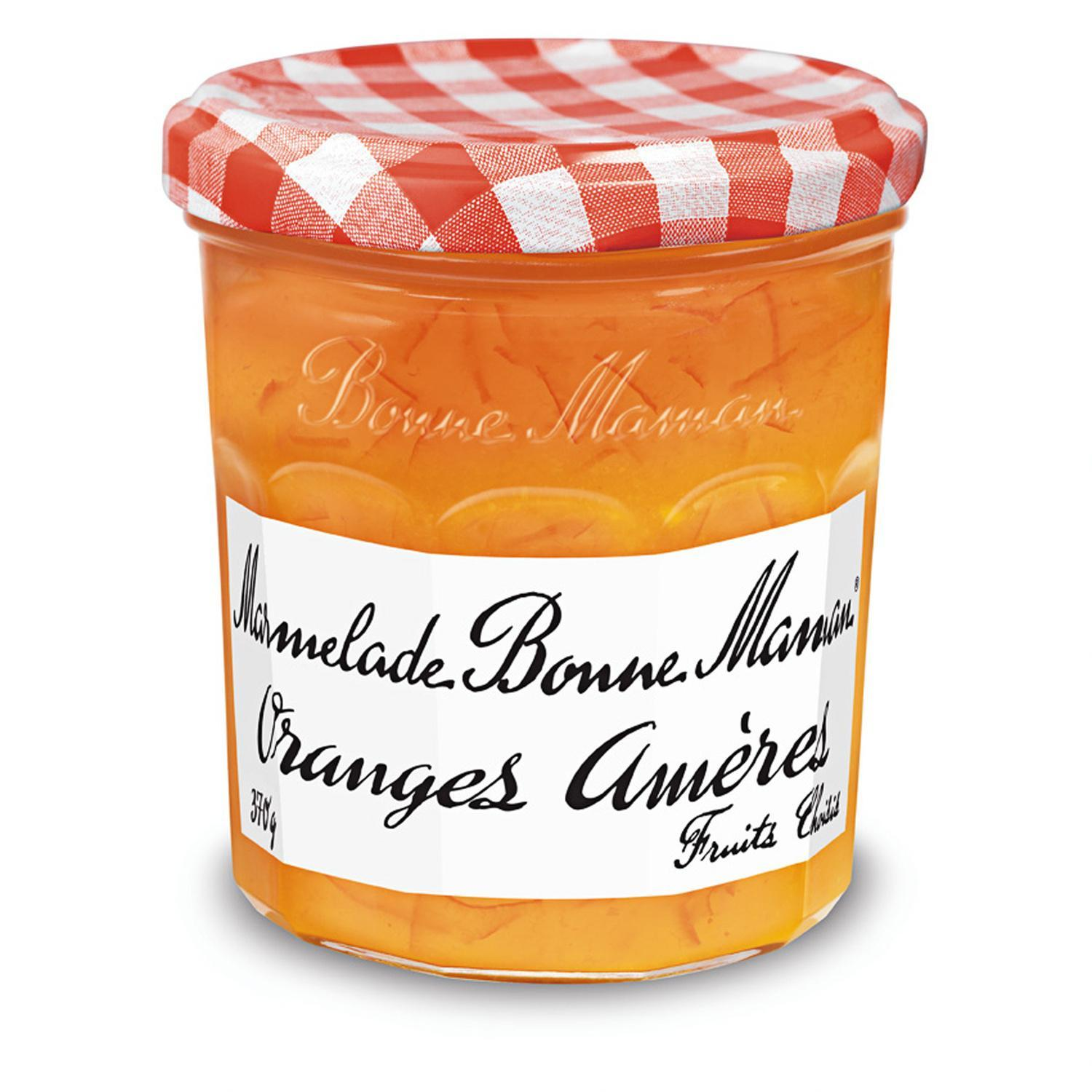 tah>Bonne Maman Orange Marmalade 500g