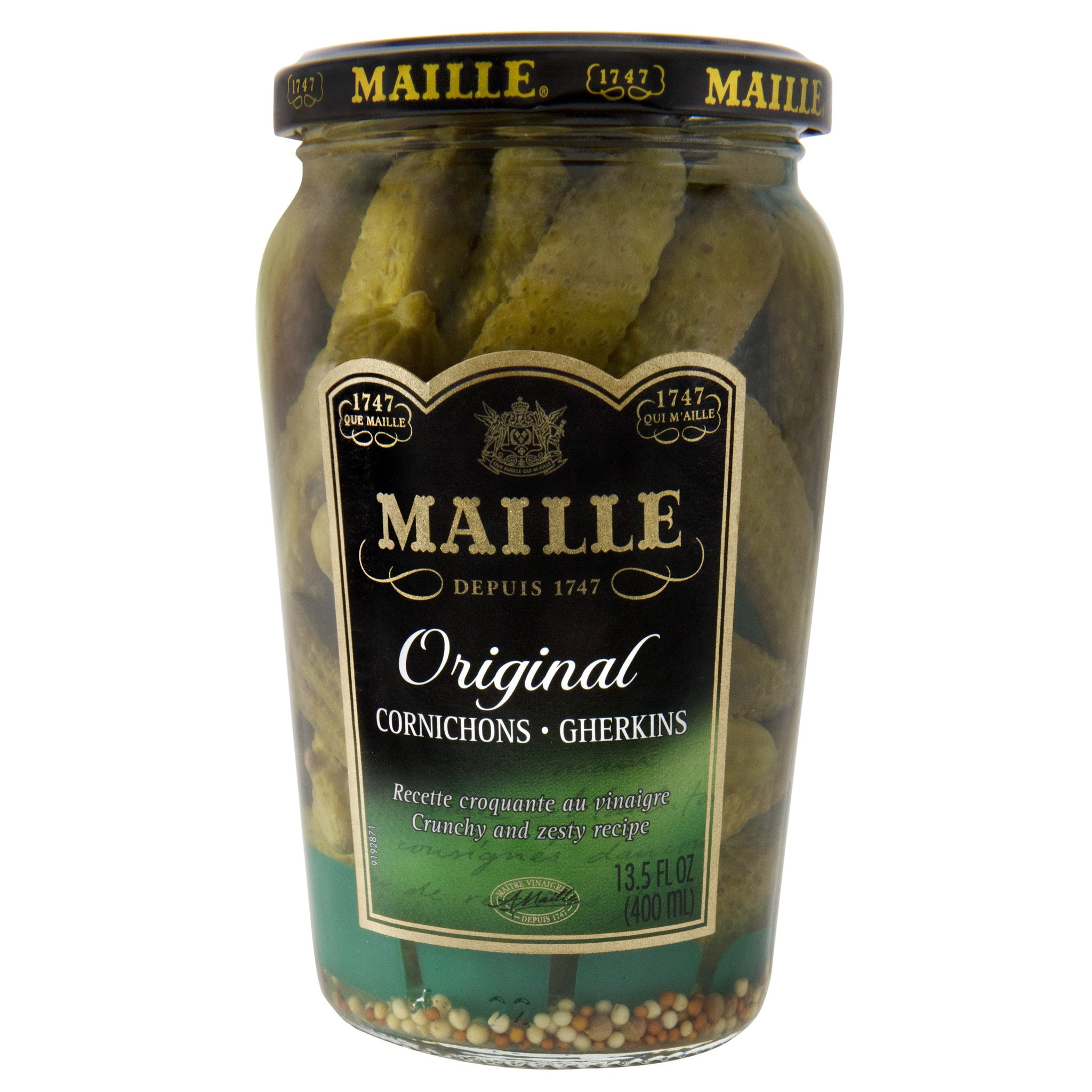 tah>Maille Pickles (350g)