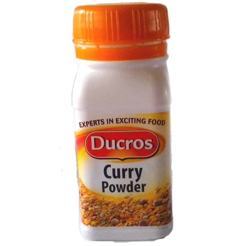 tah>Ducros Curry Powder (46g)