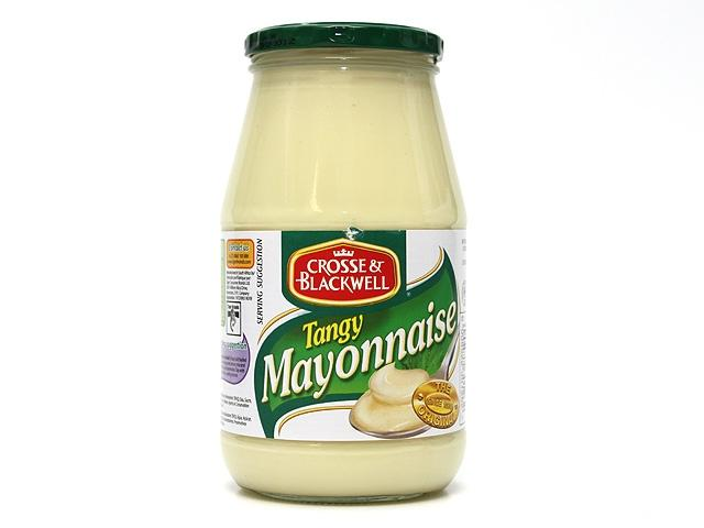 sey>Crosse & Blackwell Mayonnaise
