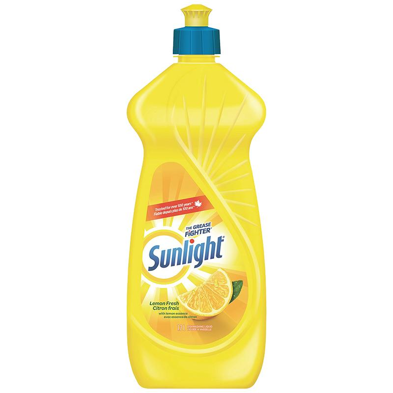 sey>Sunlight Dish Soap