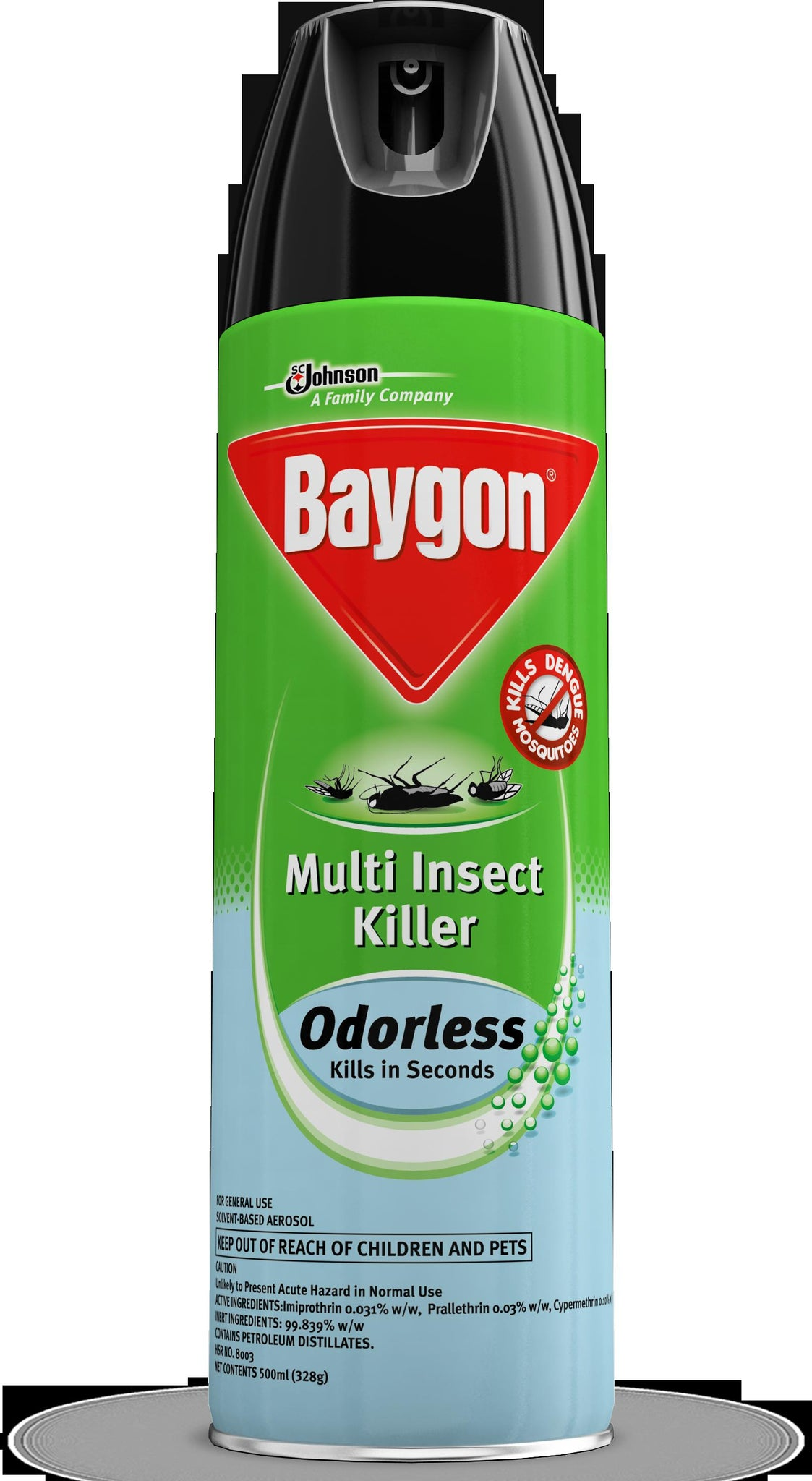 sey>Baygon Insects spray