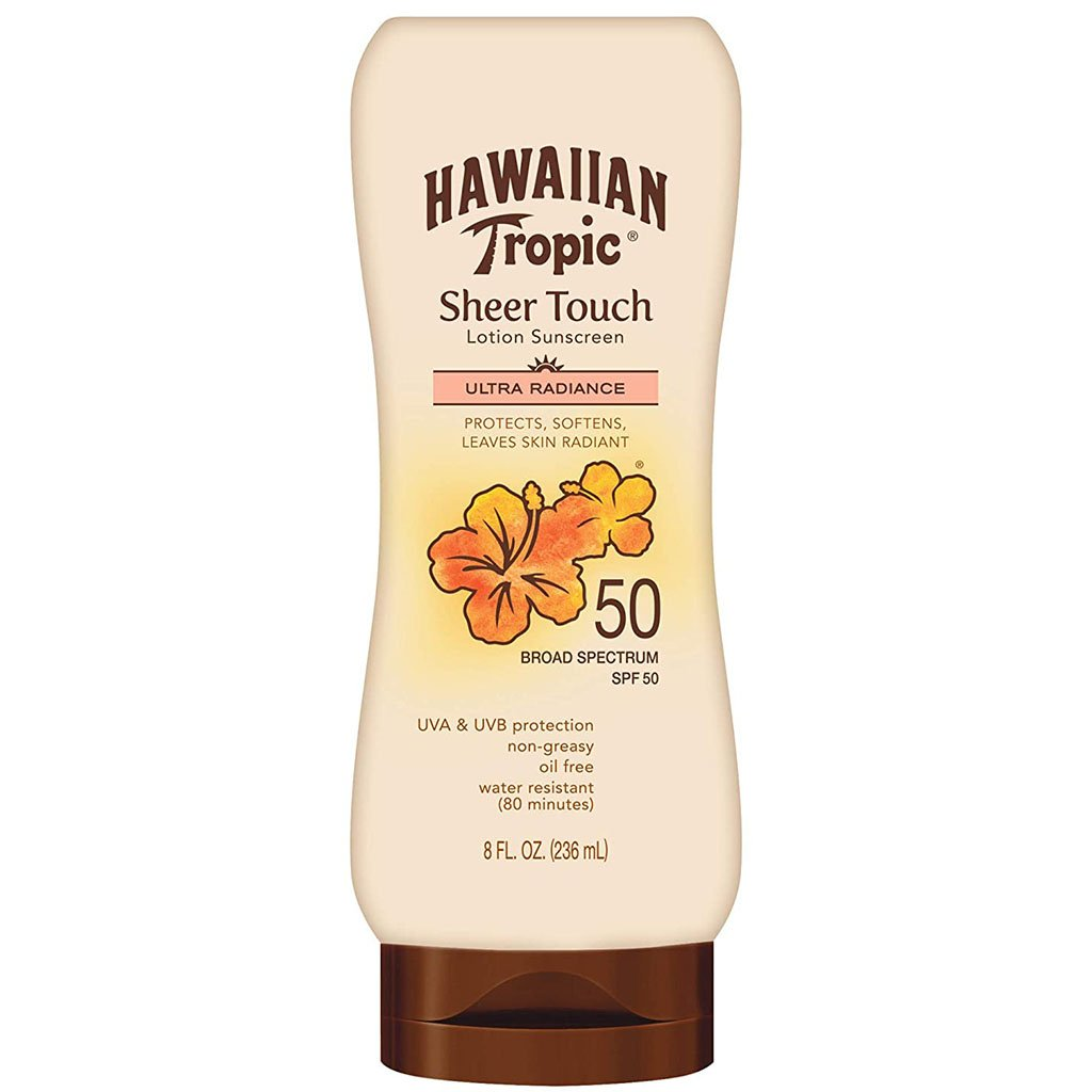 sey>Hawaiian Sun Cream