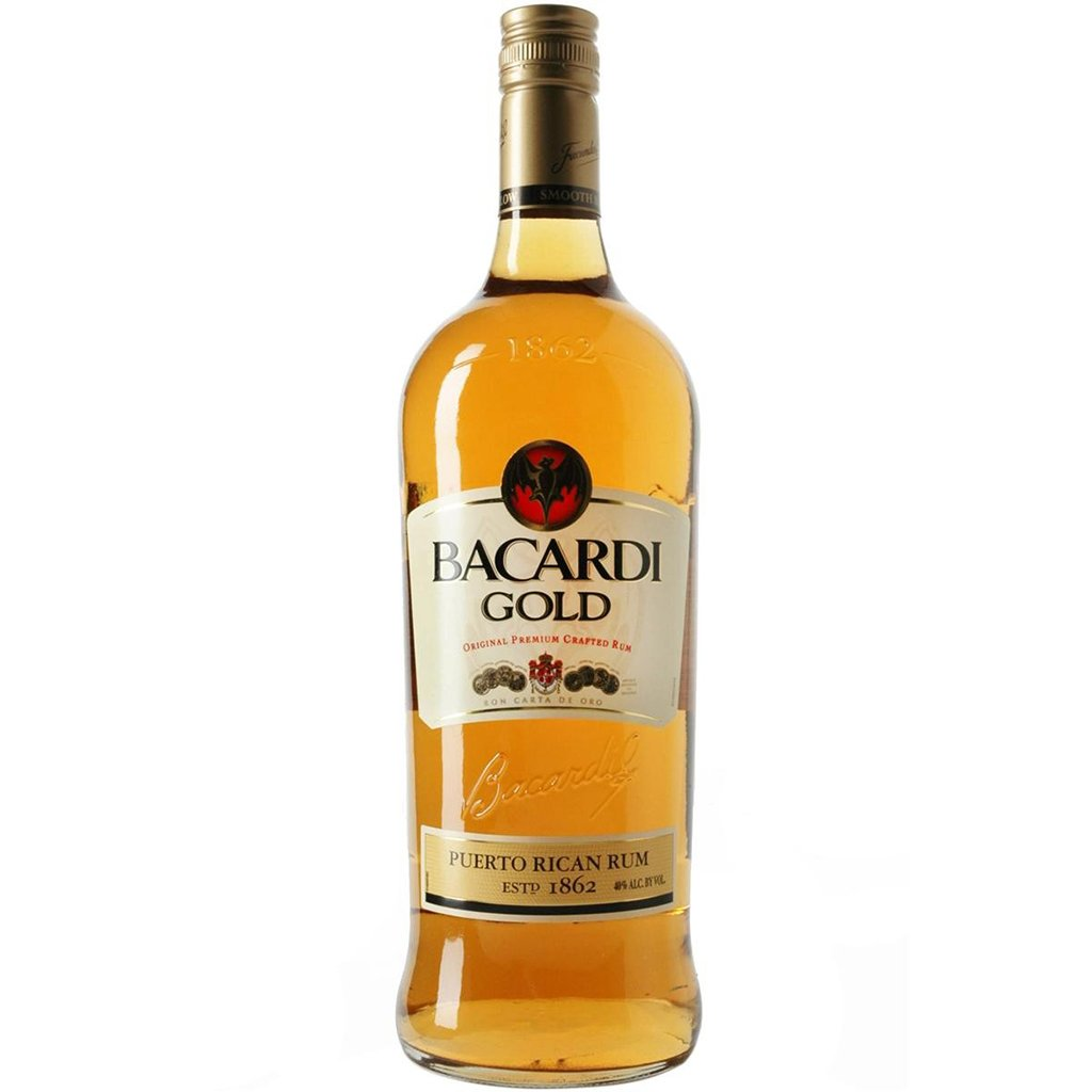 sey>Bacardi Gold Rum, 750cl