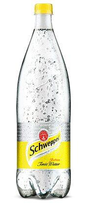 aga>Schweppes tonic water 1,5l