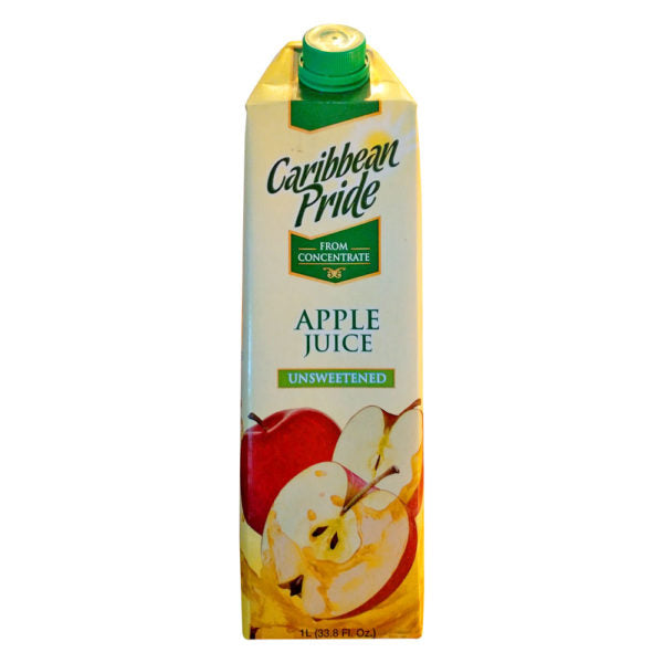 bel>Caribbean Pride Apple Juice